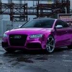 Окраска авто в холодную погоду