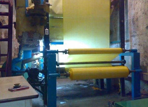 КО-991-4 используется для изготовления стеклотканей