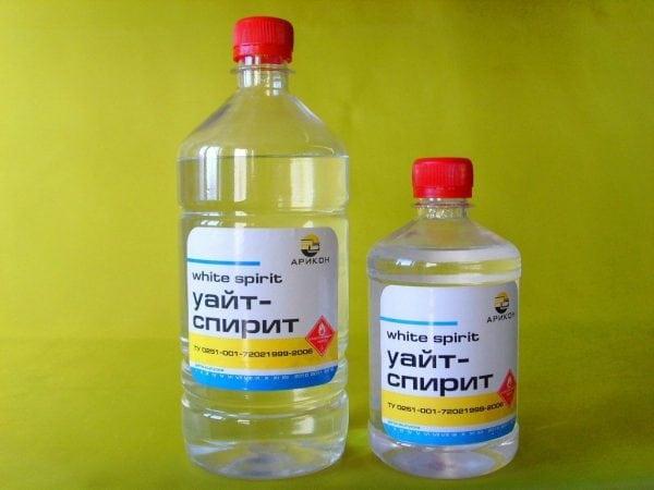 Для разбавления лака ПФ-170 используется Уайт-спирит