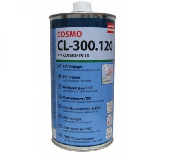 Слаборастворяющий очиститель Cosmo CL-300.120