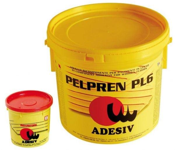 Паркетный клей ADESIV PELPREN PL6