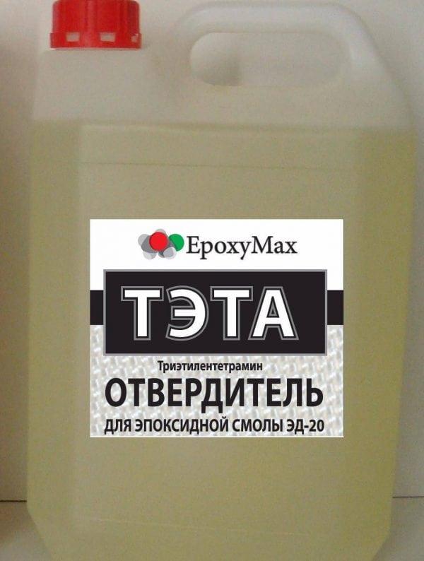 Триэтилентетрамин для отверждения эпоксидной смолы