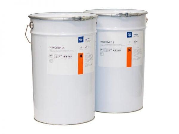 Полиуретановая смола для инъектирования бетона