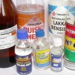 Средства для удаления остатков эпоксидного клея