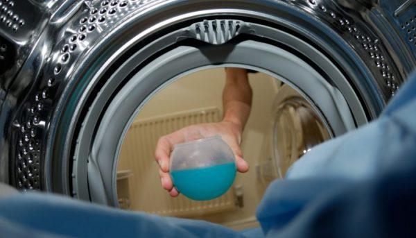 Окрашивание тканей в стиральной машине