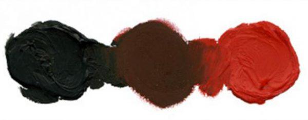 Способы получения темных оттенков коричневого цвета