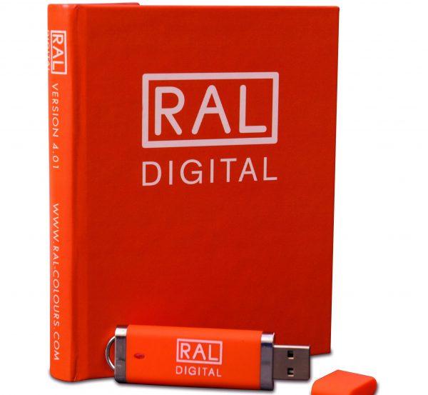 Програмное обеспечение для подбора цветов RAL Digital