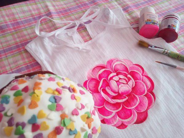 Не рекомендуется расписывать акриловыми красками детские вещи