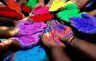 Краски для фестивалей
