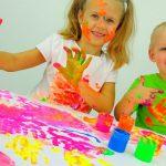 Краски для детей