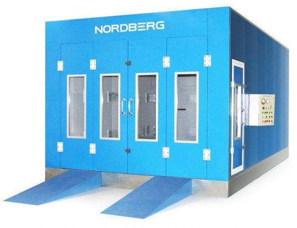 Покрасочная камера Nordberg