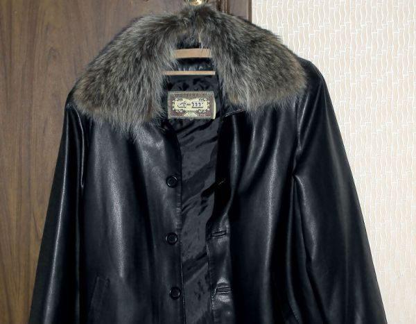 Уход за кожаным пальто