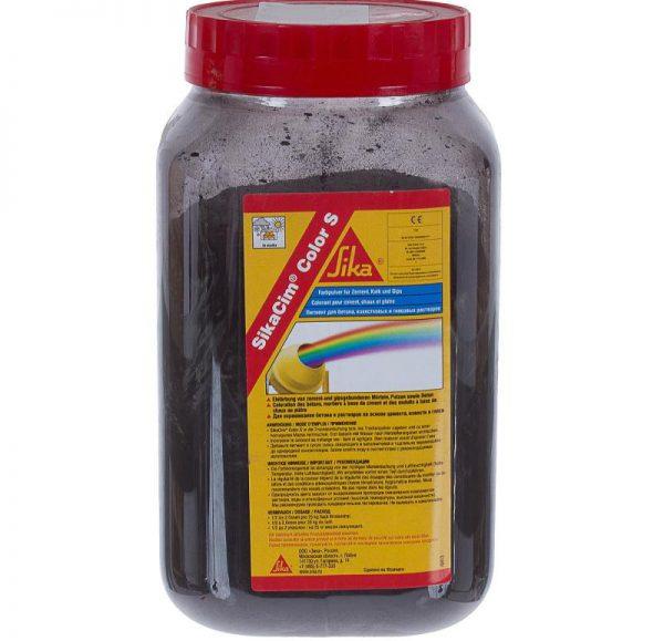 Жидкий краситель для бетонных смесей