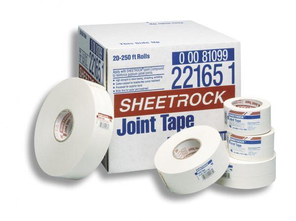 Бумажные соединительные ленты для заделки швов