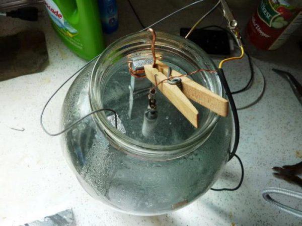 Электролитический способ хромирования металлических деталей