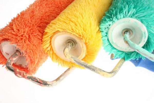 Малярные валики для водоэмульсионной краски