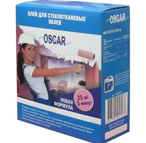 Клей для стеклообоев Oscar сухой