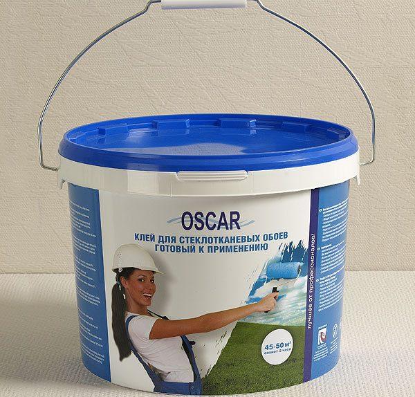 Морозостойкий клей для стеклотканевых обоев