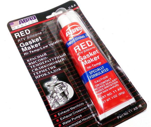 ABRO красный высокотемпературный