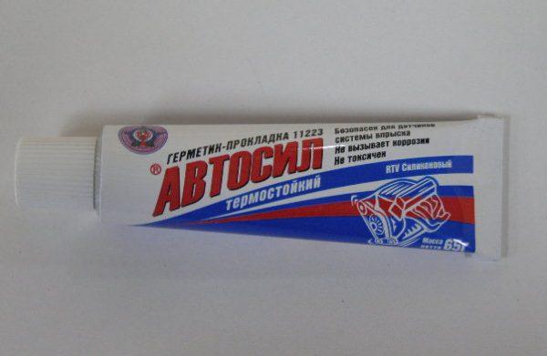 Маслобензостойкий герметик-прокладка