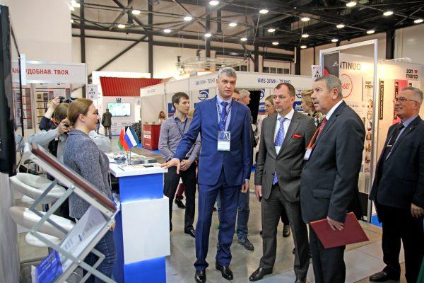 Крупнейшая выставка строительных и отделочных материалов на Северо-Западе России