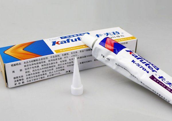 Состав для силиконовой резины