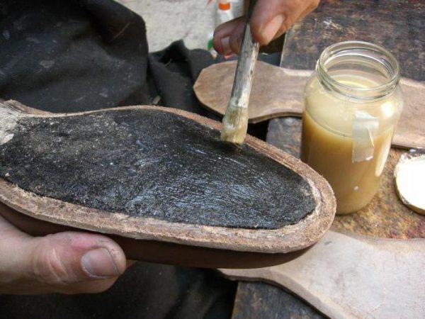 Самостоятельный ремонт ботинок