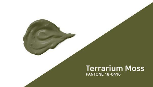 Terrarium Moss от Пантон