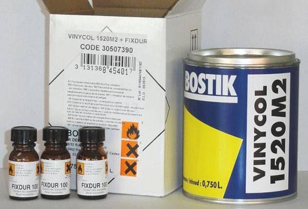 Bostik Vinycol 1520 для ПВХ