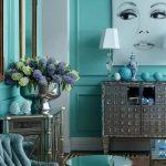 Цветовое оформление интерьера