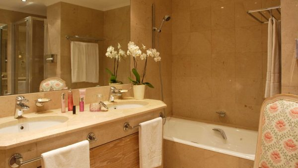 Оформление ванной