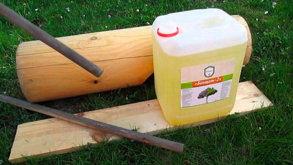 Отбеливатель древесины