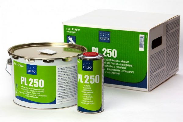 Двухкомпонентный полиуретановый состав для плитки