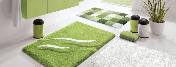 Аксессуары зеленых оттенков