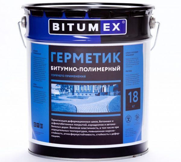 Битумно-полимерный состав