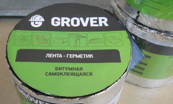 Лента-герметик Grover