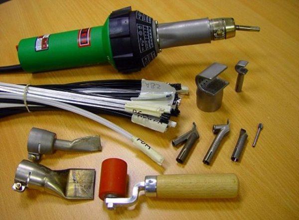 Набор для ремонта бампера