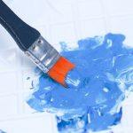 Смешение красок