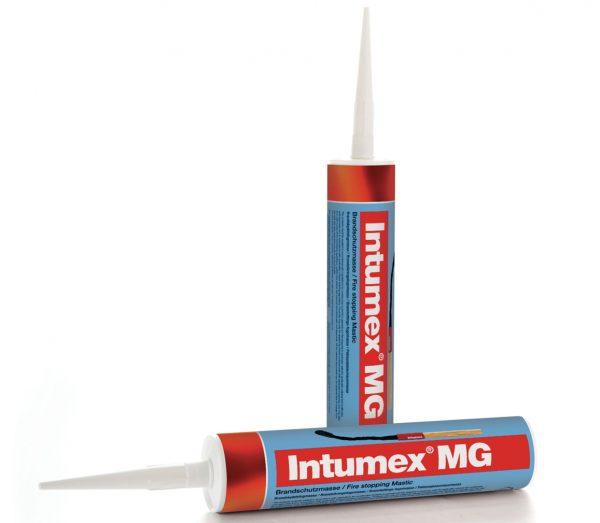 Intumex MG предотвращает распространение огня
