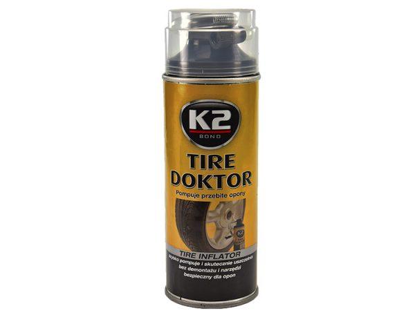 Аэрозольное средство K2 Tire Doctor