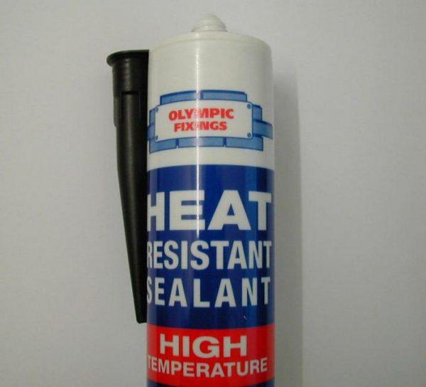 Большинство пищевых герметиков являются термостойкими