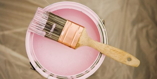 Смешение строительных красок