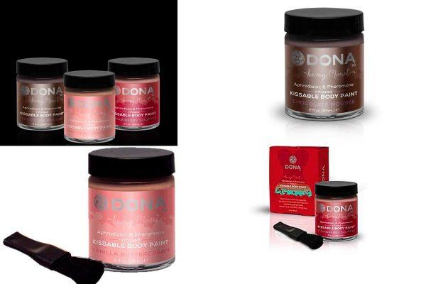 Краска для тела Dona (США)