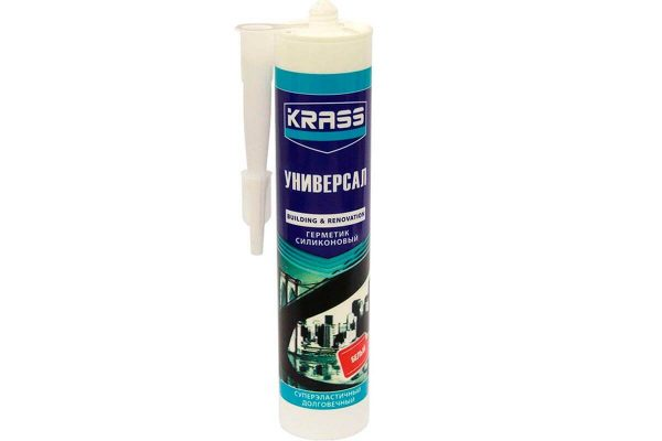 KRASS силиконовый универсальный герметик