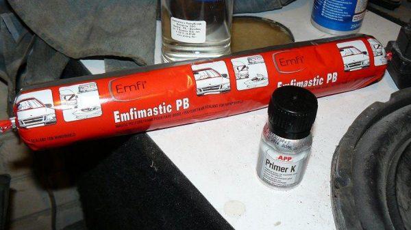 Клей-герметик Emfimastic PB