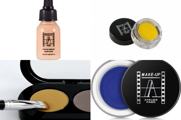 Краска для тела Make-up Atelier Paris
