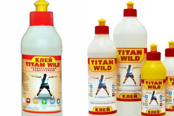 Клей Titan Wild