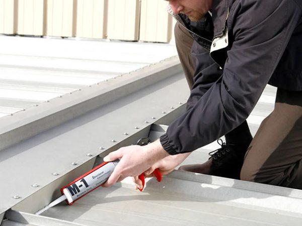 Герметик для металлической крыши