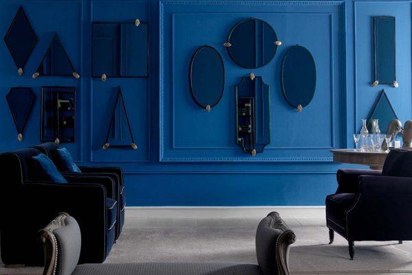 Синяя комната