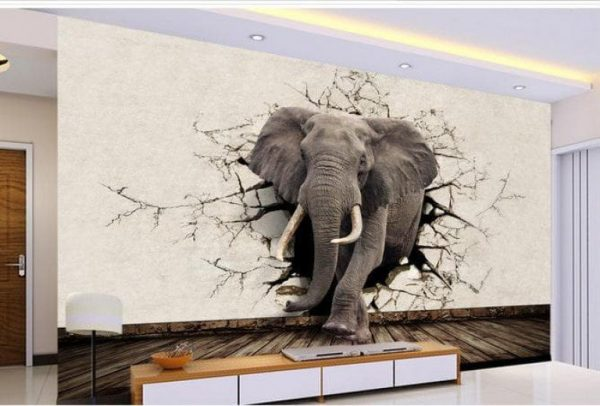 Оригинальная настенная роспись